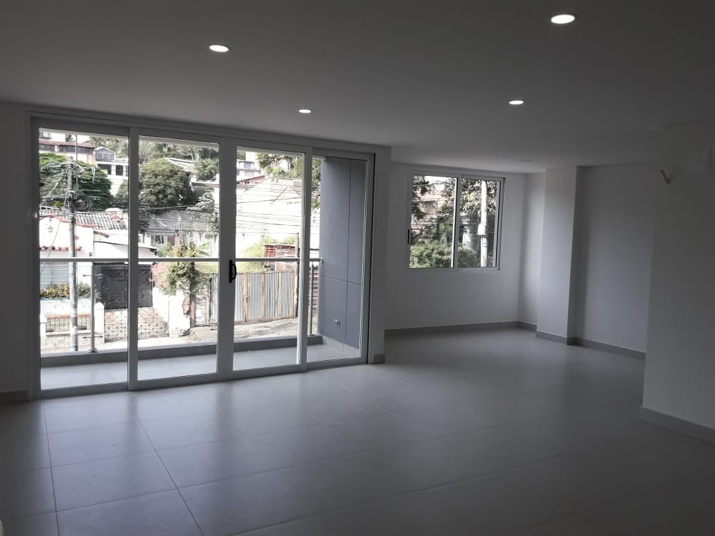 Entrega apartamento- sala comedor