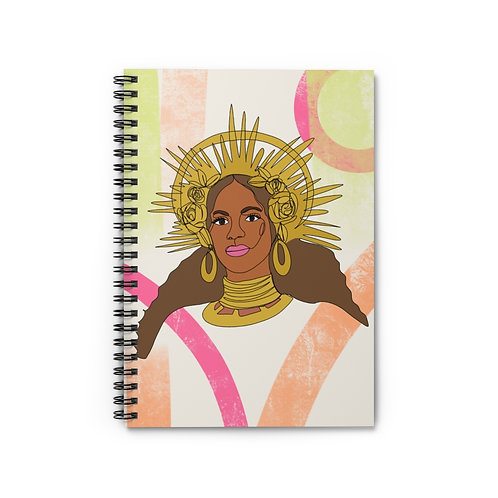 Beyonce   Spiral Notebook - Ruled Line