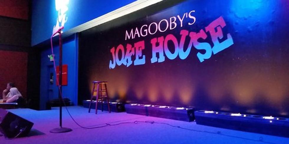 Magooby's Joke House
