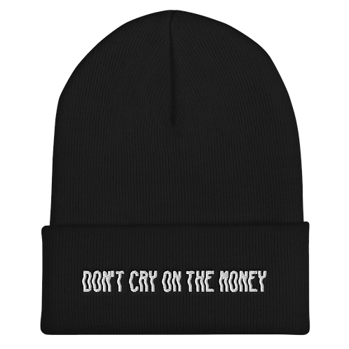 Don't Cry Beanie