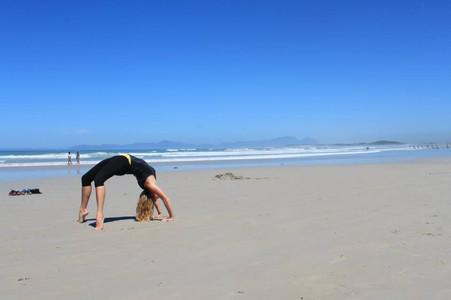 Yoga, South Africa