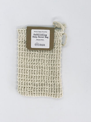 Exfoliating Soap Saver Bag