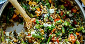 Six Spring Recipes That We're Loving