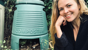 I get really excited about composting. Here's why.