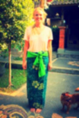 Molly Manwill Spiritual Healing Ubud