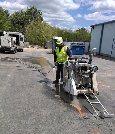 concrete cutting | True Line MD picture