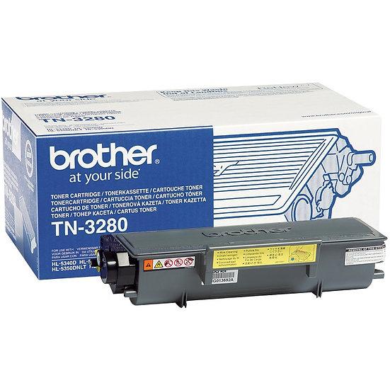 Brother Toner TN-3280 schwarz (TN3280)