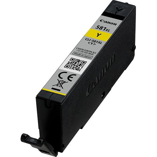 Canon Tinte CLI-581XL Y gelb (2051C001)