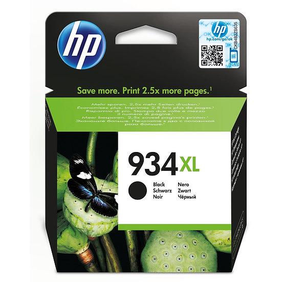 HP Tinte 934 XL schwarz (C2P23AE)