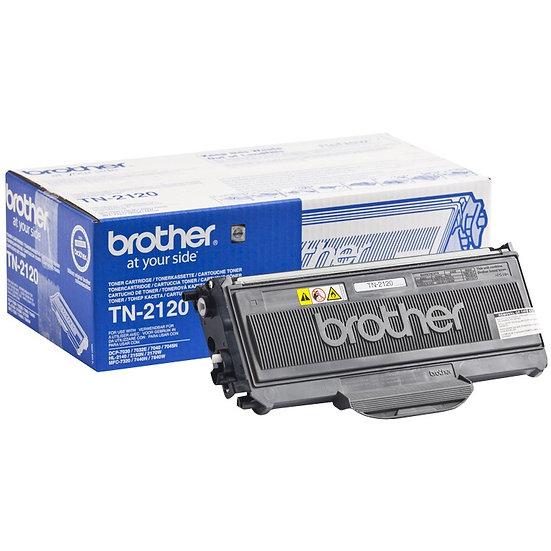 Brother Toner TN-2120 schwarz (TN2120)