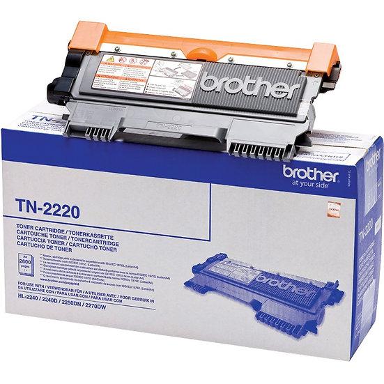 Brother Toner TN-2220 schwarz hohe Kapazität (TN2220)