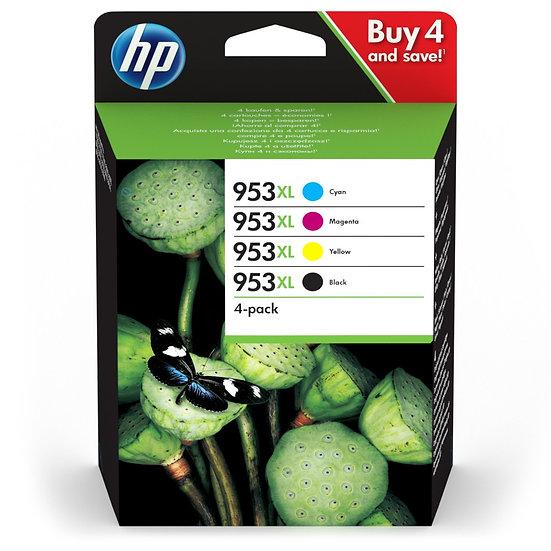 HP Tinte 953 XL Value Pack (3HZ52AE)