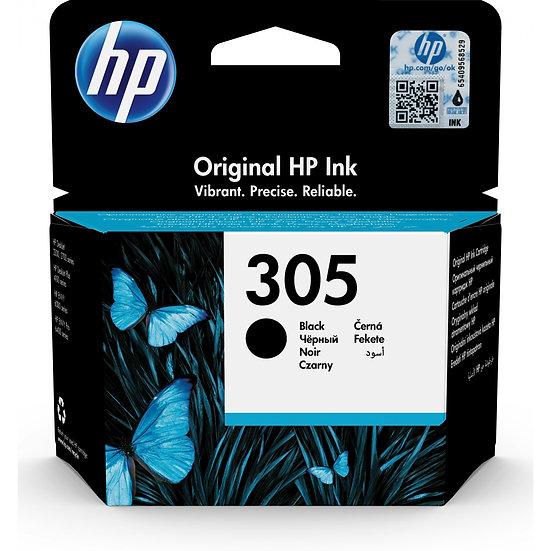 HP Druckkopf mit Tinte 305 schwarz (3YM61AE)