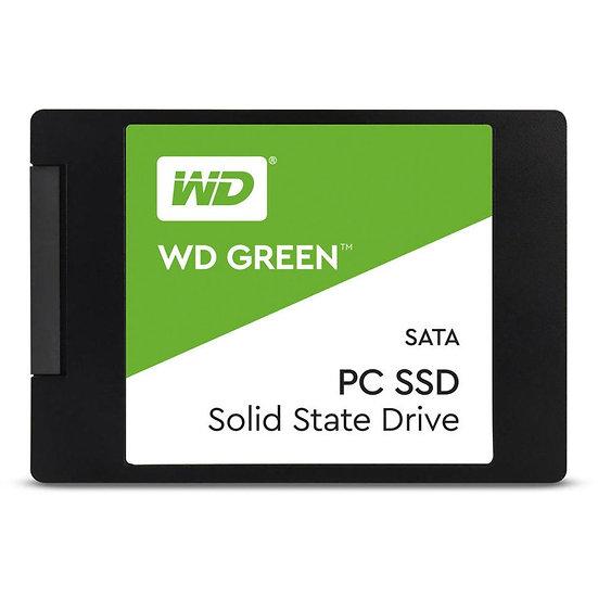 Western Digital WD Green SATA SSD 240GB / SATA (WDS240G2G0A)