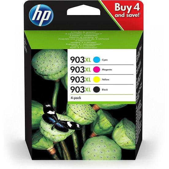 HP Tinte 903 XL Rainbow Kit (3HZ51AE)