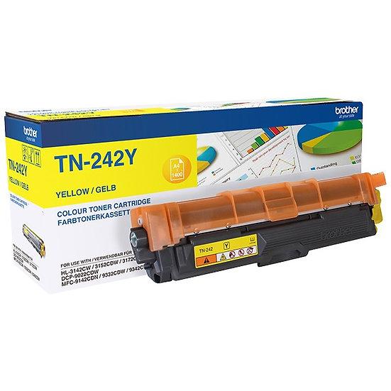 Brother Toner TN-242Y gelb (TN242Y)