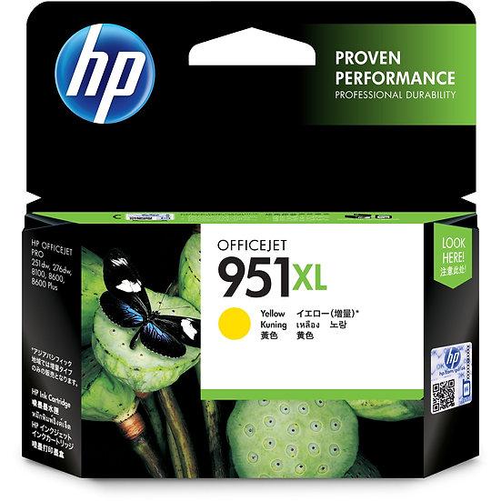 HP Tinte 951 XL gelb (CN048AE)