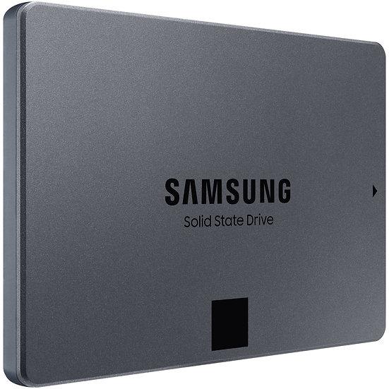 Samsung SSD 870 QVO 1TB / SATA (MZ-77Q1T0BW)  4.6