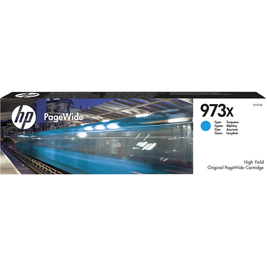HP Tinte 973X cyan (F6T81AE)