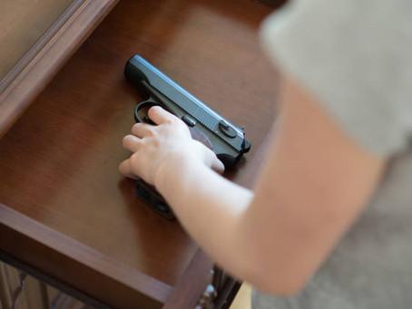 Kids & Safe Gun Handling