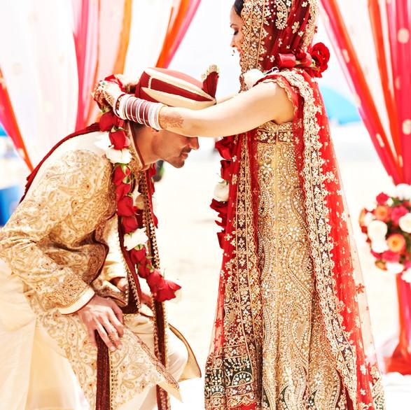 Alisha & Saqeb Wedding