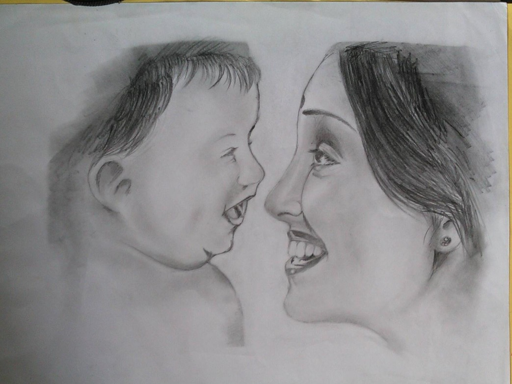 Mothers daypencil