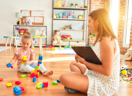 What Does a Speech Therapy Session Look Like for Young Preschoolers?
