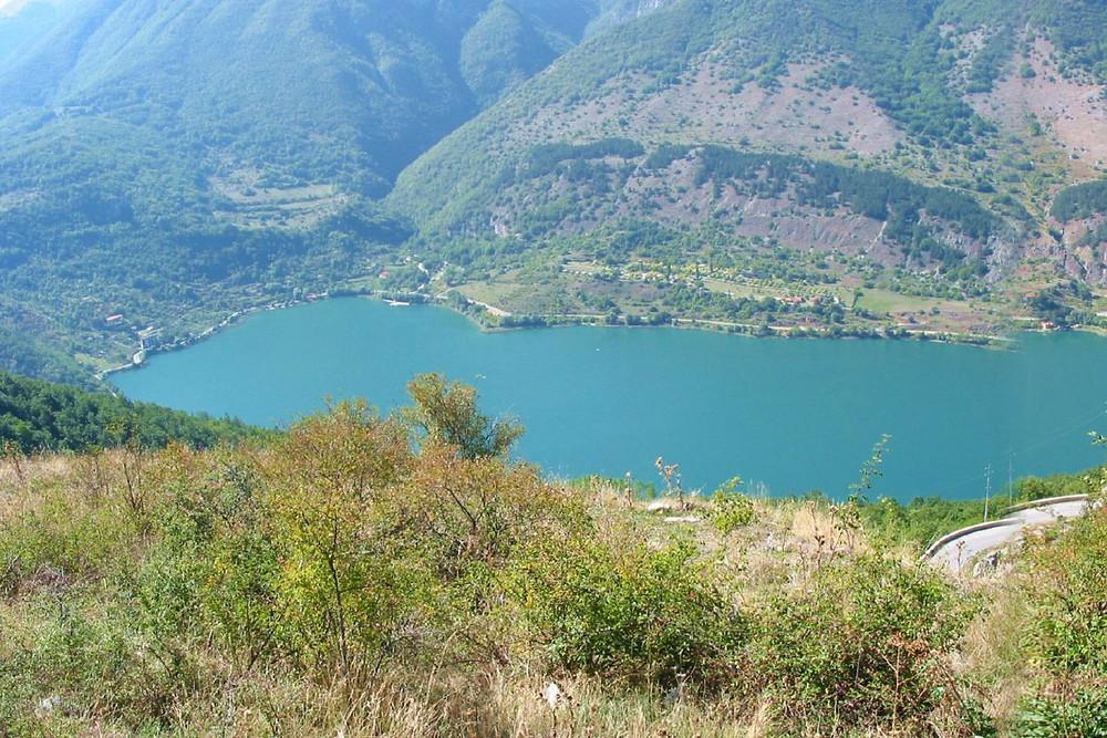 Lago di Scanno, Abruzzo, Italy