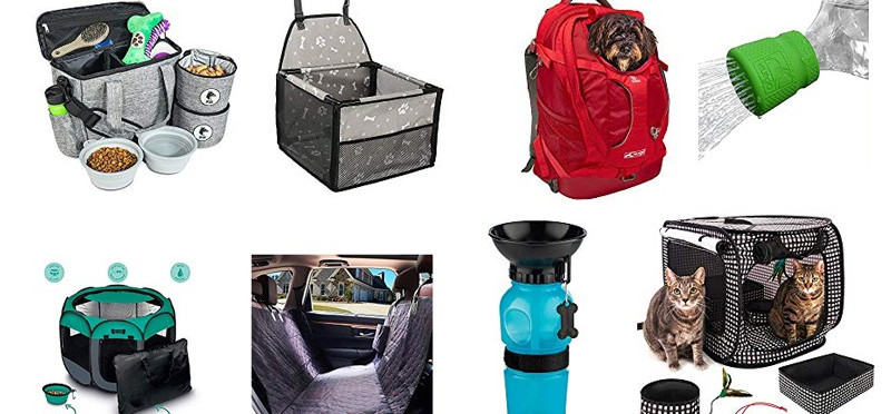 Top 8 Pet Accessories for Hassle-Free Travel