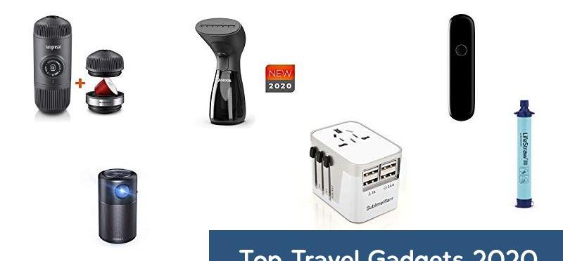 6 Best Travel Gadgets of 2020