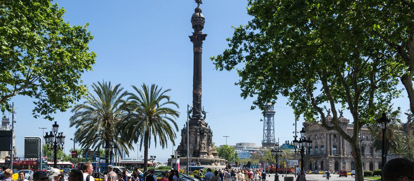 Spending a Day in Barcelona