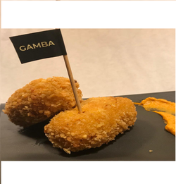 croquetes gambes