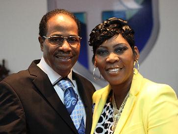 Apostle & Prophetess Martin