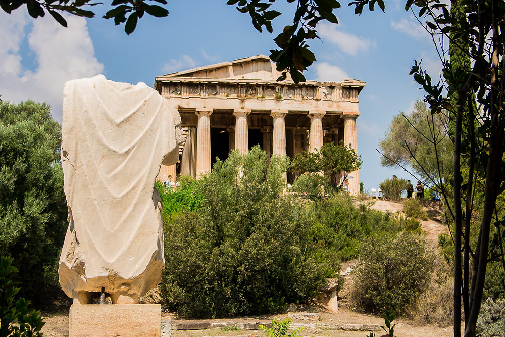 Ancient History of Athens