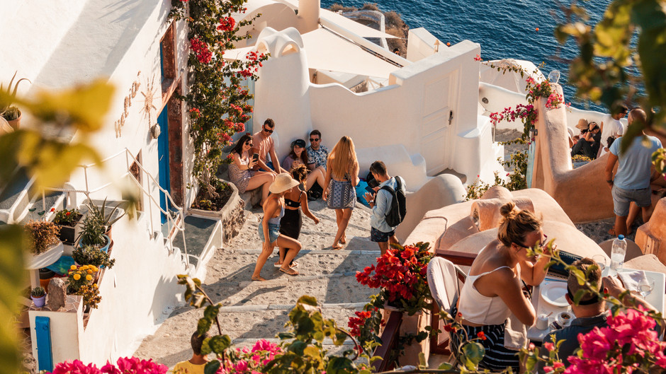 Santorini: Fira vs. Oia and Travel Tips