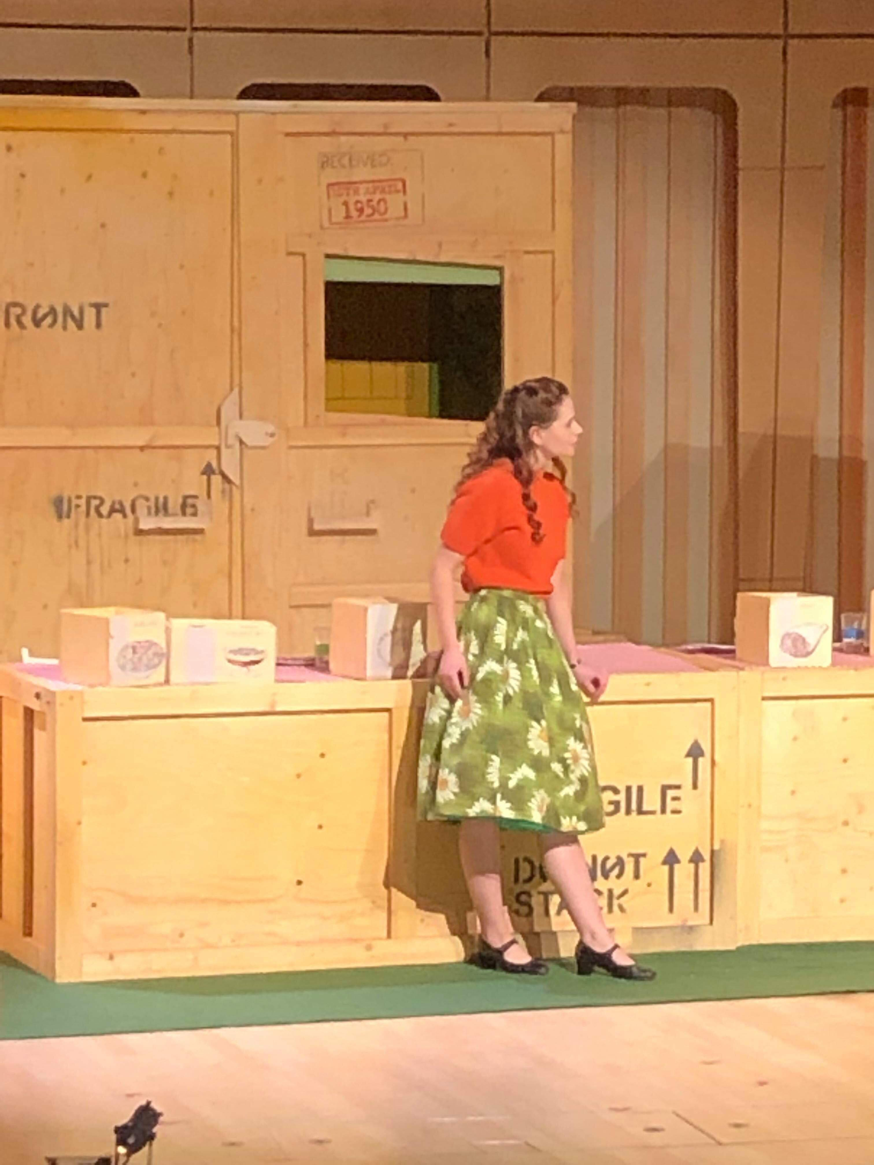 Nancy - Albert Herring - Britten