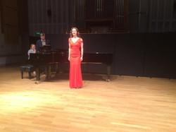 4th year final recital