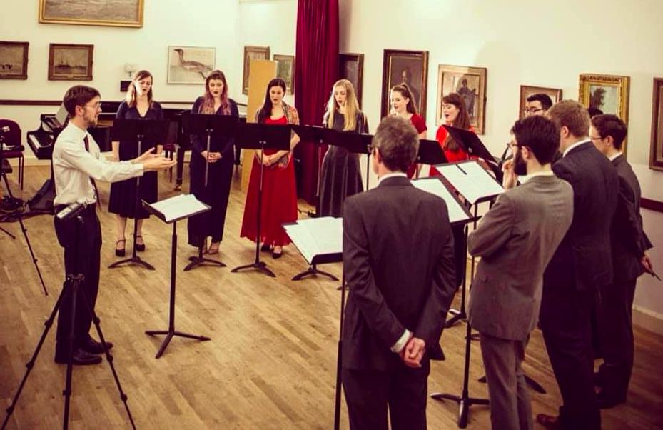 Welsh Chamber Choir/Cor Siambr Cymre