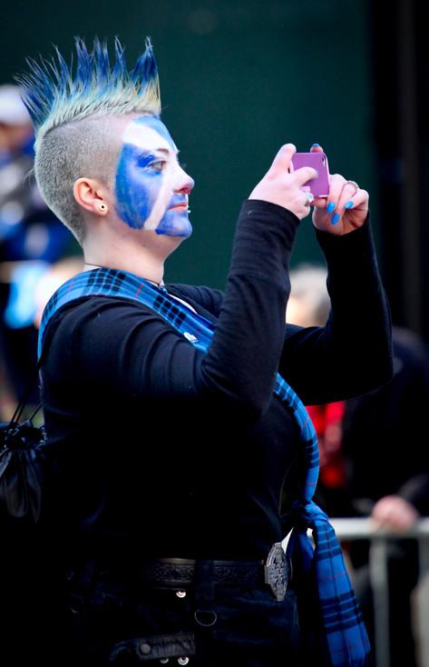 Scottish Parade, NY