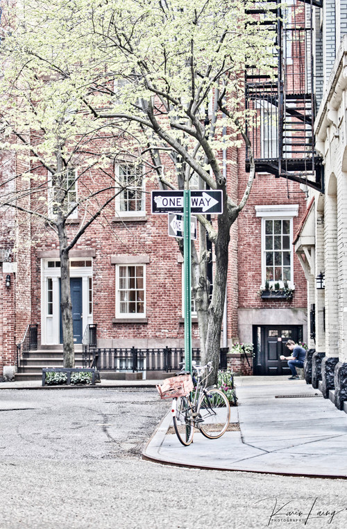 New York #1 - Spring, East Village