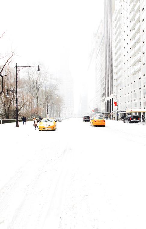 New York #7 - Winter