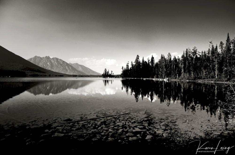Black & White #11, Wyoming