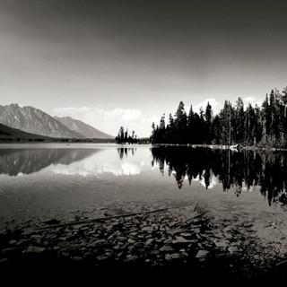 Wyoming Black & White 1