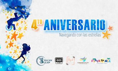 4to Aniversario del Planetario de Cozumel