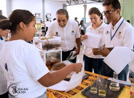 """La """"XXIV Semana Nacional de Ciencia y Tecnología"""", reúne a cientos de estudiantes en el Planetario d"""