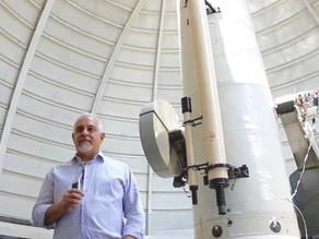 Investigador del INAOE descarta comisión de asteroide