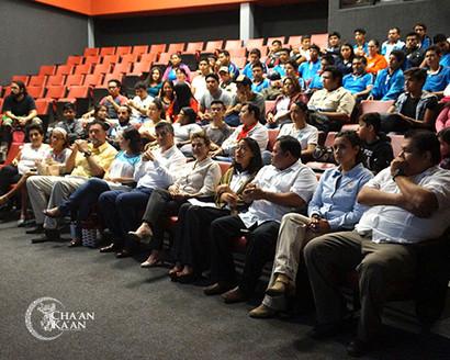 """Da inicio la """"XXIV Semana Nacional de Ciencia y Tecnología"""" en el Planetario de Cozumel."""