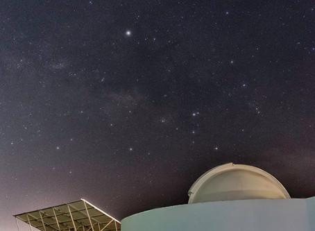 El tesoro astronómico de la Isla Cozumel.