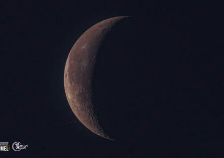 Planetario de Cozumel registra ocultación de Marte