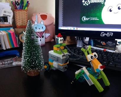 """Planetario de Cozumel, obtiene el primer lugar en contienda de """"Robótica con LEGO WeDO""""."""